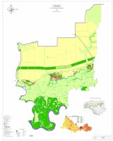 Карта градостроительного зонирования МО1
