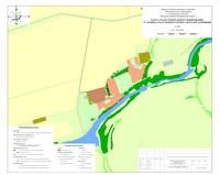 Карта градостроительного зонирования в границах населенного пункта поселок Заживный